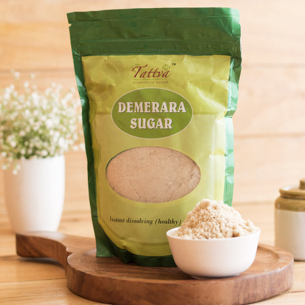 All Natural Demerara Sugar (Pack of 2) at Qtrove
