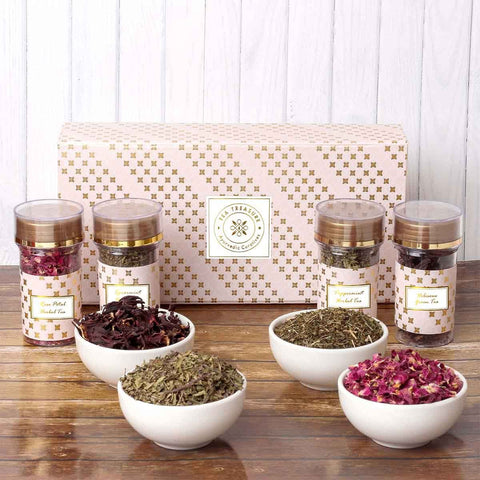 Immunity Vedic Tea Trunk Gift Box