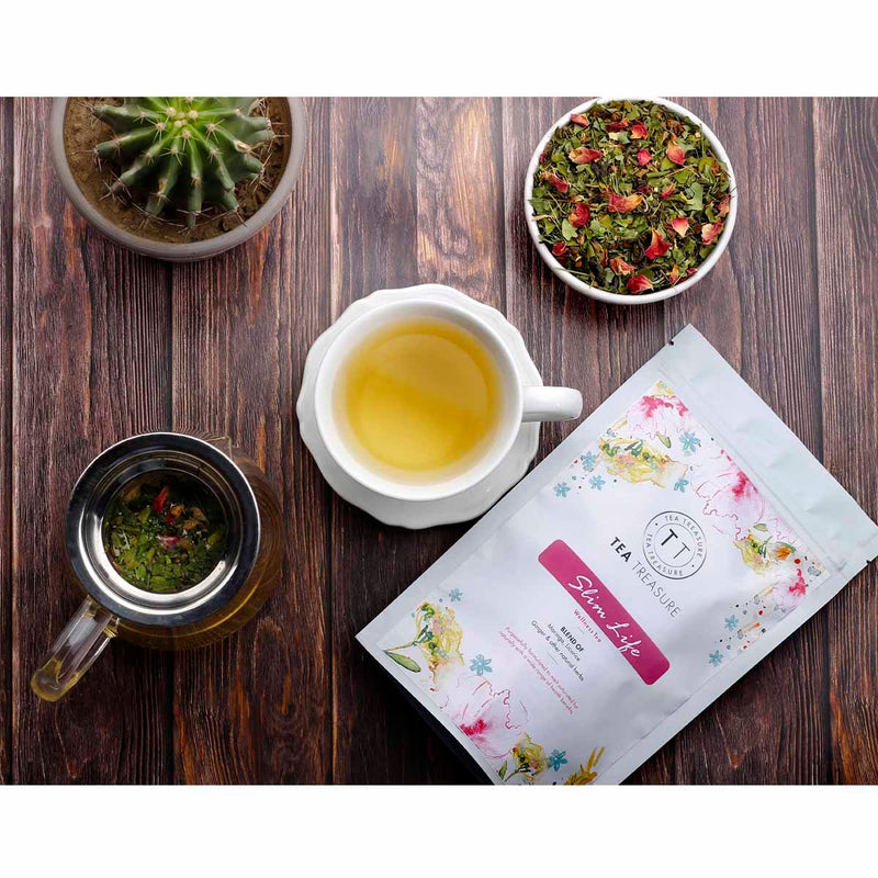 Slim Life - Wellness Tea (For Weight Loss)