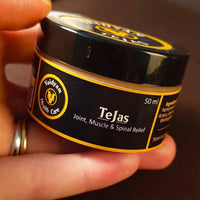 Tejas : Nerve Care Cream – Nerve Damage, Muscular Strains and Injuries