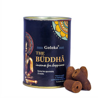 The Buddha Backflow Incense Cone Pack Of 3(24 Cones Each Pack)
