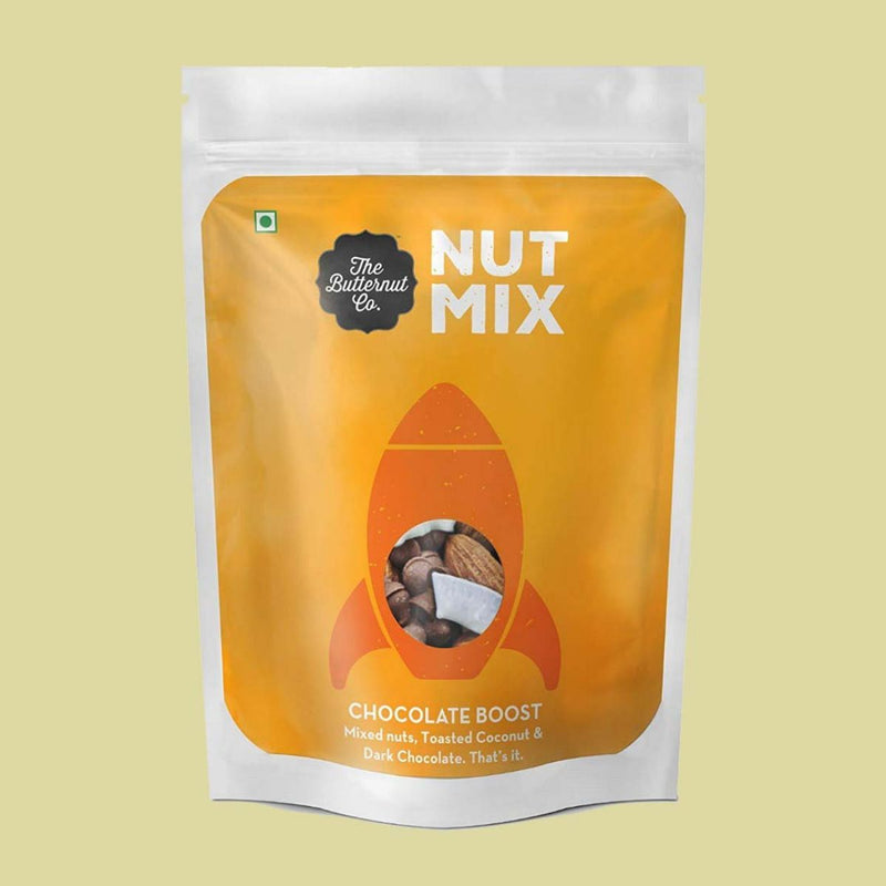 Nut Mix Chocolate Boost