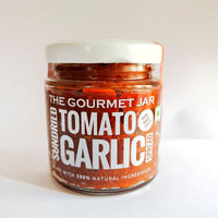 Sundried Tomato Garlic Spread (With Naga Chilli) (Pack Of 2)