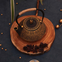 The Japanese Sage tea Pot