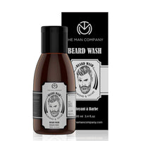 Beard Wash - Almond and Thyme
