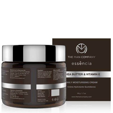Moisturising Cream With Shea Butter and Vitamin E