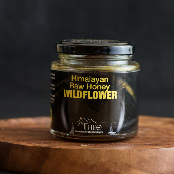 Raw Himalayan Wildflower Honey at Qtrove