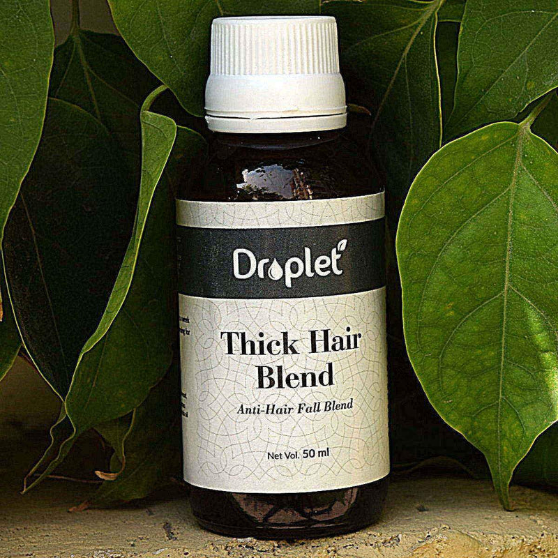 Thick Hair Blend Oil (Anti Hair Fall Blend)
