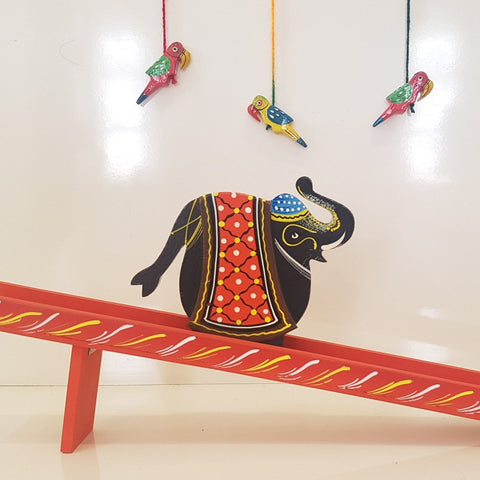 Tick Tock Toy-Elephant