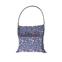Tote Scarf With Print Of Midnight Garden