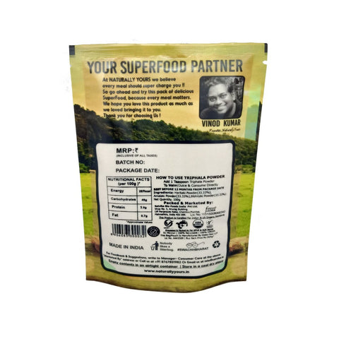 Triphala Powder (Pack of 2)