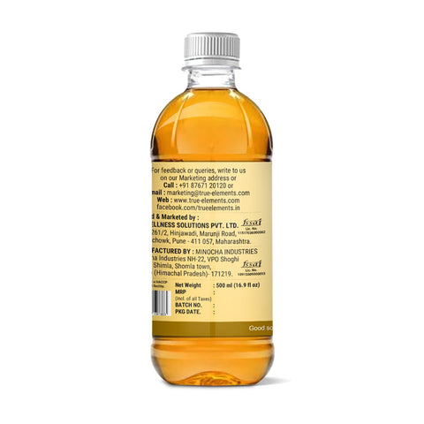 Apple Cider Vinegar With Mother Of Vinegar