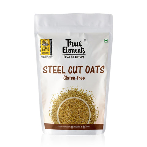Steel Cut Oats Gluten Free Pack of 2