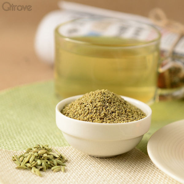 Pure Fennel Tea | Buy Herbal Tea Online at Qtrove