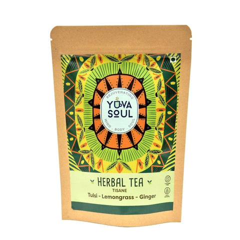 Tulsi Lemongrass Ginger Tea