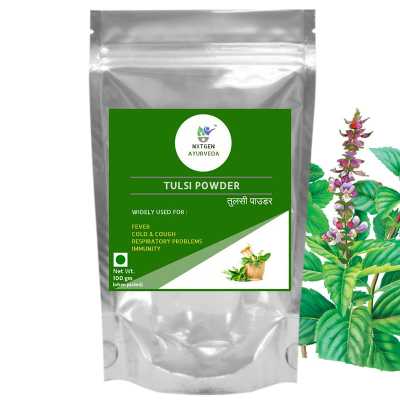 Tulsi Powder (Pack of 2)