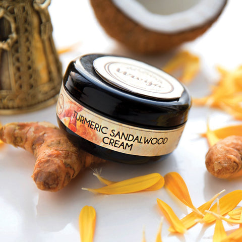 Turmeric Sandalwood Cream