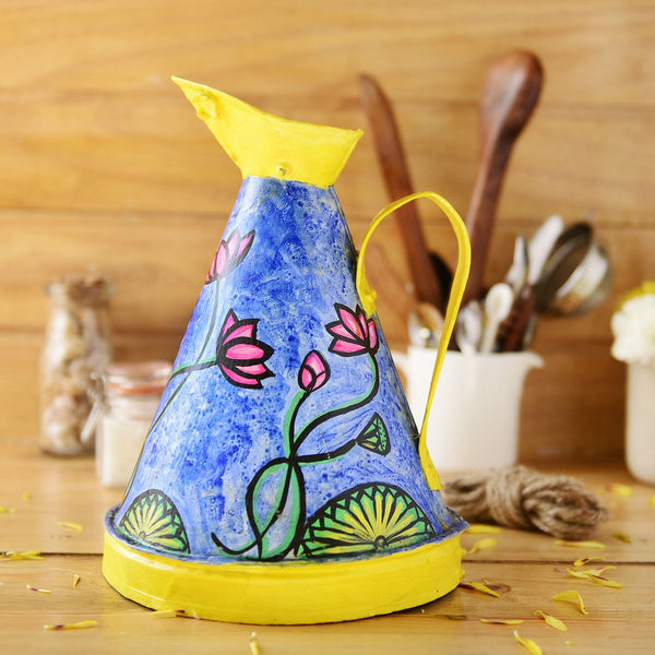 Hand Painted Watering Can