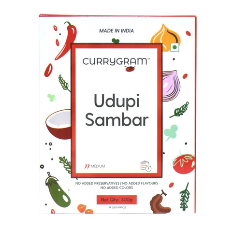 Udupi Sambar (Pack of 3)