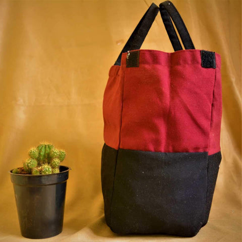 Upcycled Classic Lunch Bag