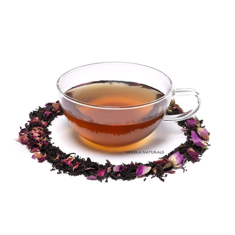 Indian Rose Masala Tea (Loose)