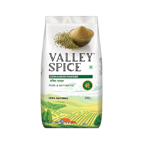 Valley Spice - Coriander Powder (Pack of 2)