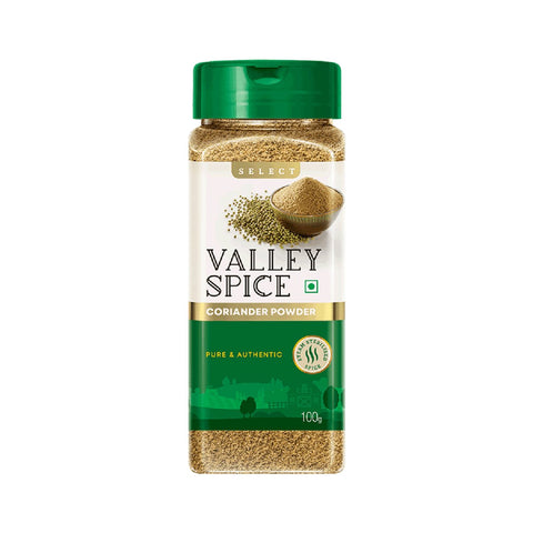 Valley Spice Select - Coriander Powder  (Pack of 4)