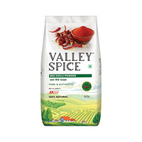 Valley Spice - Red Chilli Powder - Mild & Bright  500g
