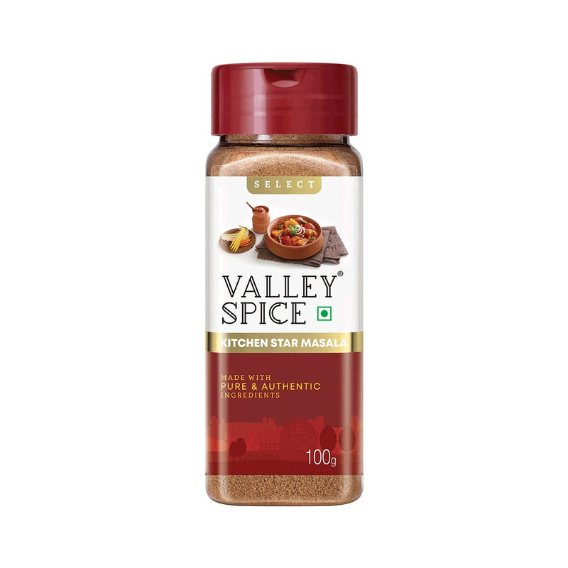 Valley Spice Select Kitchen Star Masala (Pack of 2)