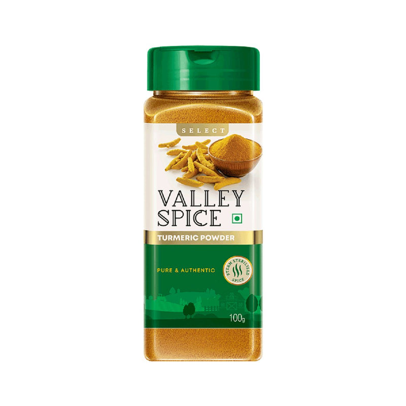 Valley Spice Select Turmeric Powder  (Pack of 4)