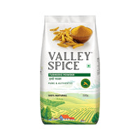 Valley Spice Select Turmeric Powder  (Pack of 2)