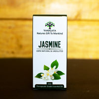 Jasmine Essential Oil (100% Natural and Undiluted)