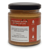 Vegan Spicy Peanut Butter