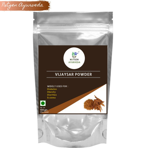 Vijaysar Powder Pure
