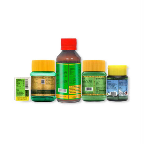 Viral Immunity Pack - Ayurvedic Medicine for Viral Infection