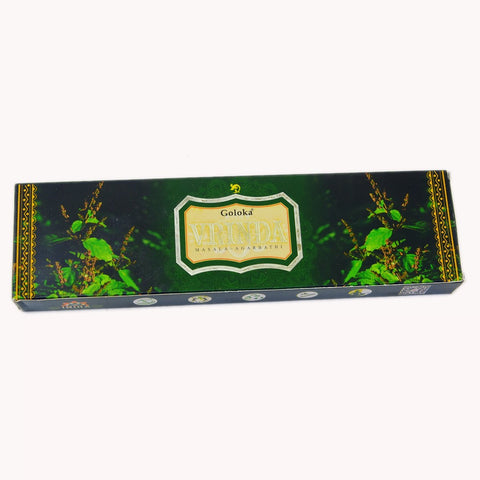 Vrinda Flower Incense Sticks Pack Of 3 (100 Grams Each Pack)