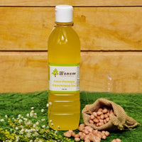 Cold-Pressed Groundnut Oil