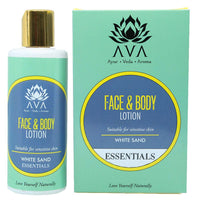 White Sands Face & Body Lotion