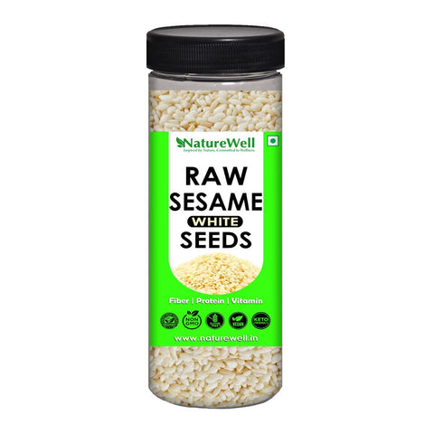 White Sesame Seeds (White)