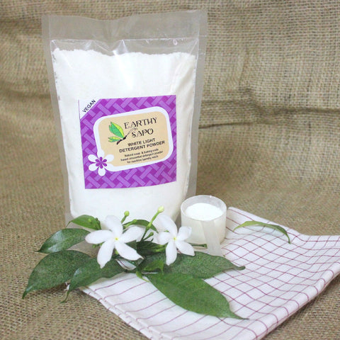 Natural White Light Machine Wash Detergent Powder