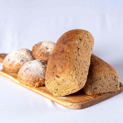 Wholewheat Buns (Pack of 4)