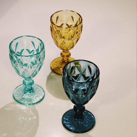 Wine Glasses (Set of 3)
