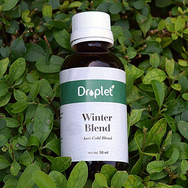 Winter Blend Oil (Anti-Cold Blend)