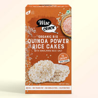 Organic Puffed Rice Cakes Brown Rice Flax Lovers Quinoa Power Super Seeds Triple Rice Pepper and Spice