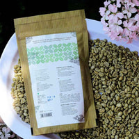 Organic Green Coffee (100% Pure & Natural)