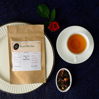 Darjeeling Green Tea With Rose Petals (Loose Tea)