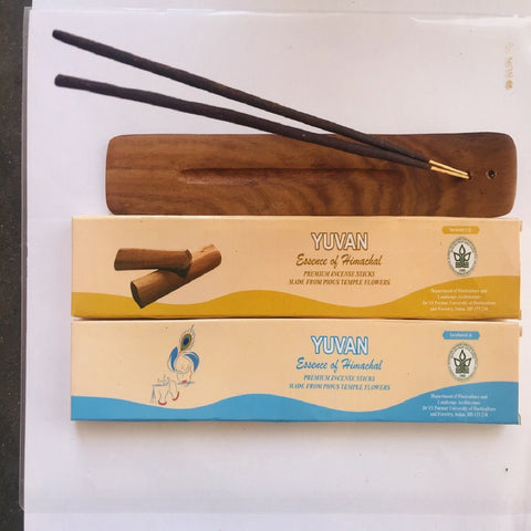 Premium Organic Incense Sticks (Intimate+Sandal) (Combo Pack of 2)