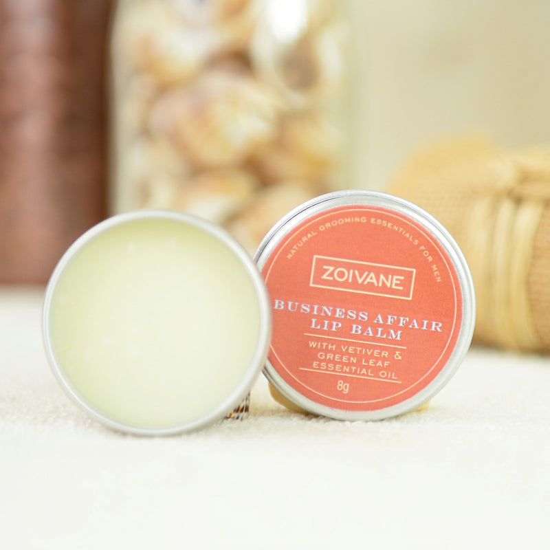 Business Affair Men's Lip Balm