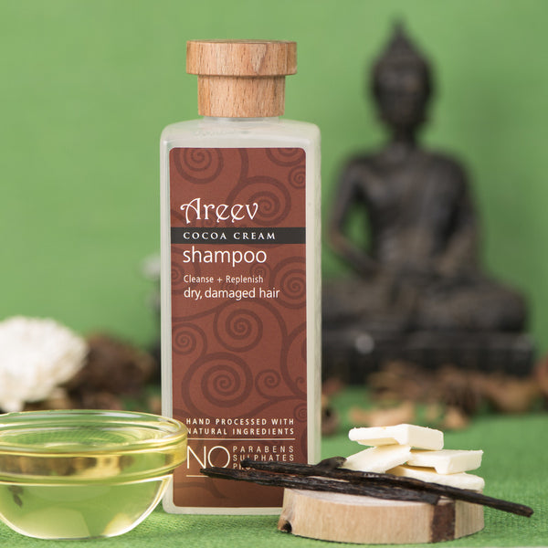 Cocoa Cream Shampoo at Qtrove