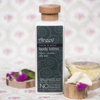 Tulsi and Mint Body Lotion
